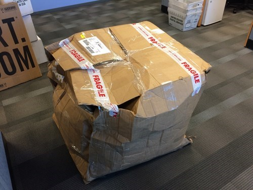 fragile monday thru friday package g rated