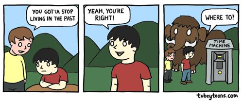 fun time travel web comics - 8252374784
