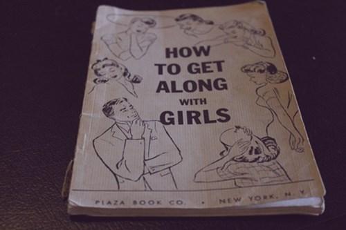 men dating advice funny vintage wtf - 8252380928