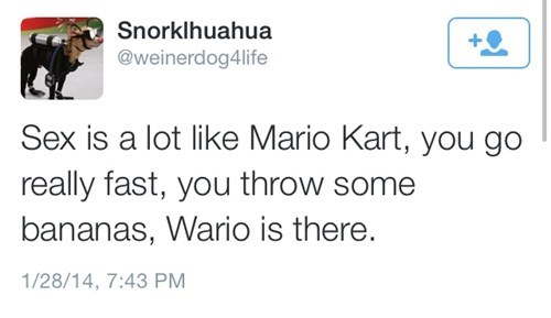 Mario Kart twitter wario - 8252438784