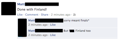 whoops Finland spelling failbook - 8252478720
