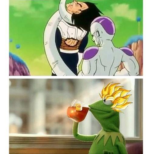 anime Dragon Ball Z none of my buisness - 8253198336
