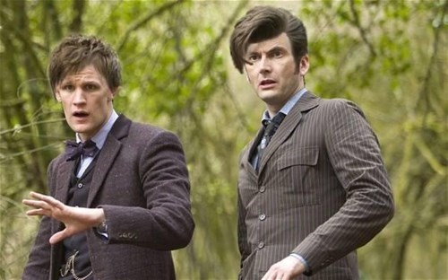 hair 10th doctor 11th Doctor doctor who - 8254126080