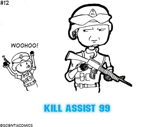 assists shooters - 8254164736