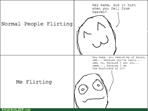 flirting - 8254419712