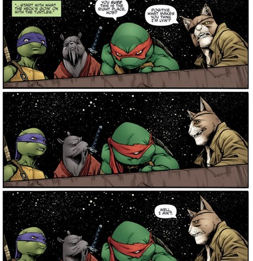 TMNT Straight off the Page - 8254588672