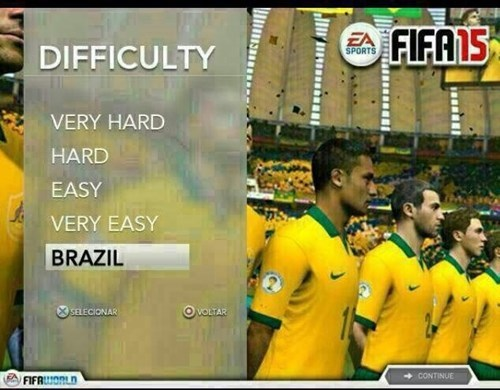 brazil fifa video games world cup - 8254669568