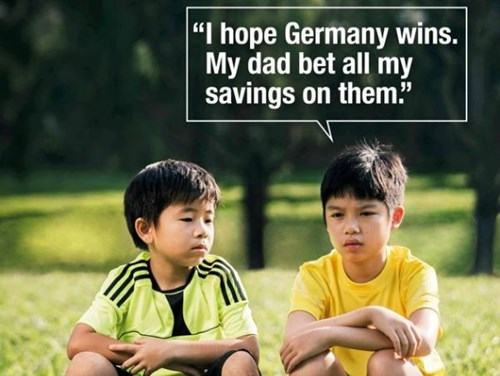 Germany,gambling,world cup