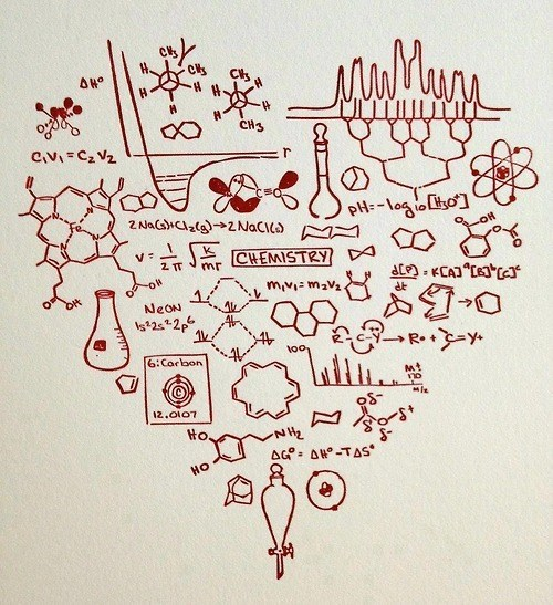 Chemistry funny science love - 8254678528