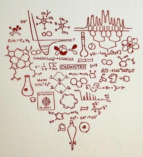 Chemistry funny science love - 8254678528