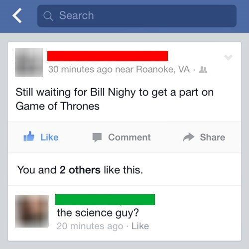 bill nye,Game of Thrones,science