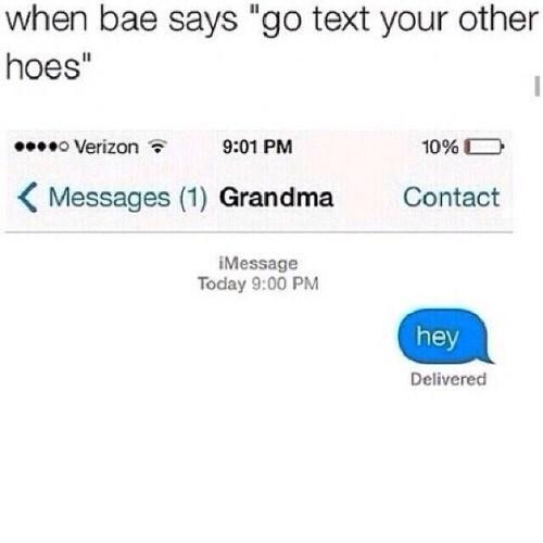 grandma relationships twitter texting - 8255390976