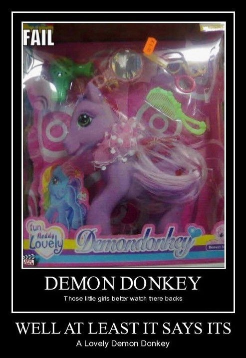 my little pony donkey funny - 8255412480