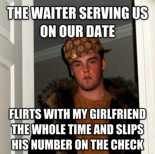 dating Scumbag Steve - 8255487744