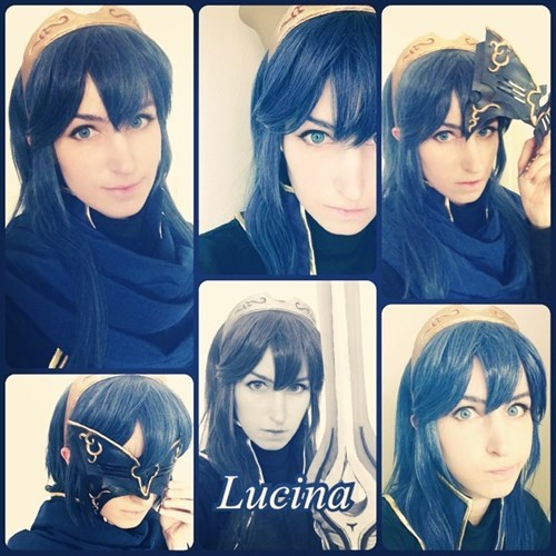 cosplay,super smash bros,fire emblem,lucina
