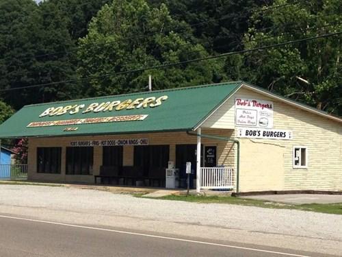name bobs-burgers restaurant - 8255575296