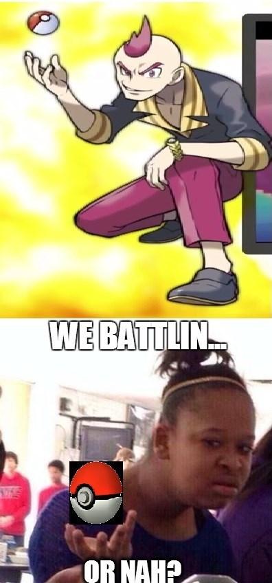 battling Memes Pokémon - 8255595008