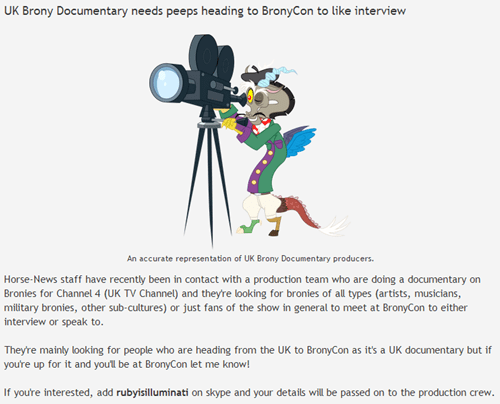 documentaries brony conventions - 8255652352