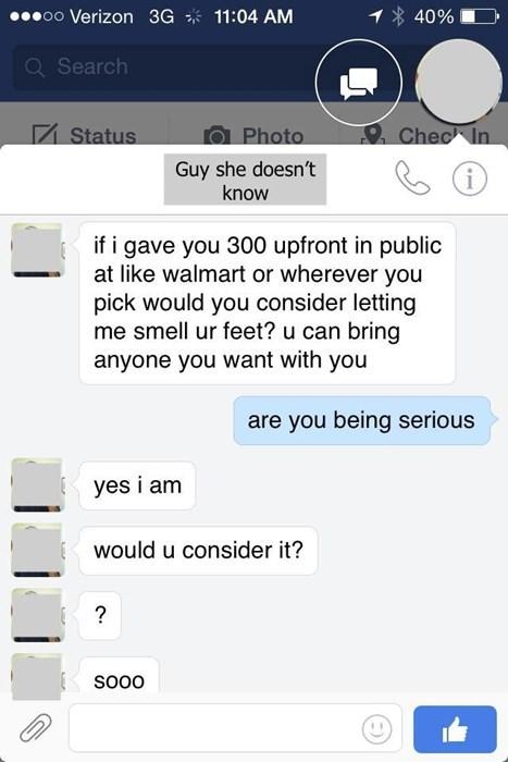 wtf creepy texting - 8255834880