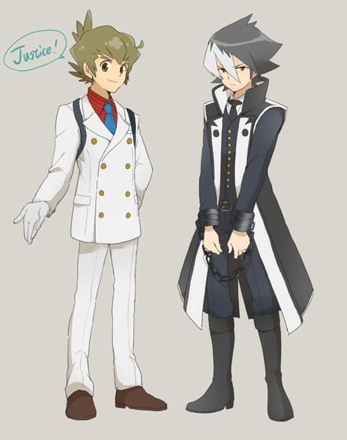 theoftenrightgal anime Fan Art Danball Senki - 8256052992