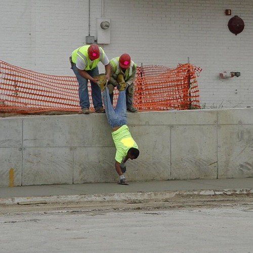 monday thru friday safety first construction g rated