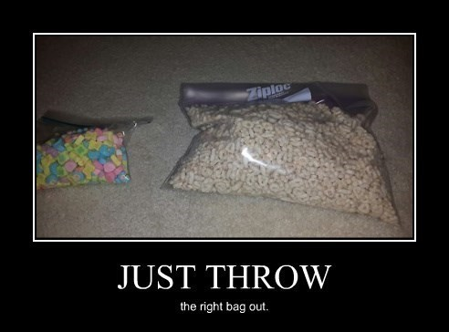 breakfast marshmallows lucky charms funny cereal
