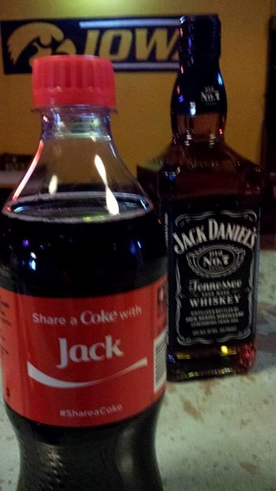 jack daniels jack and coke coca cola - 8256446720