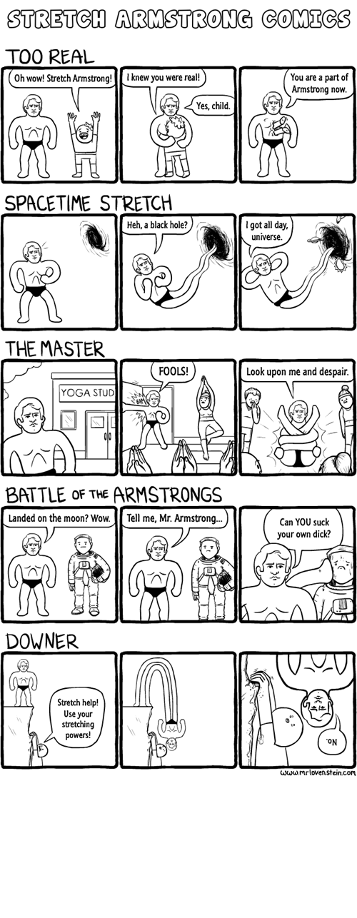 90s 90s kids stretch armstrong web comics
