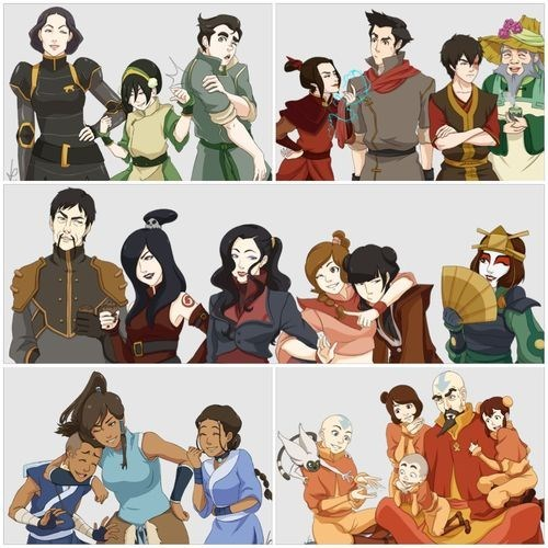 Avatar Avatar the Last Airbender Fan Art korra - 8256552960