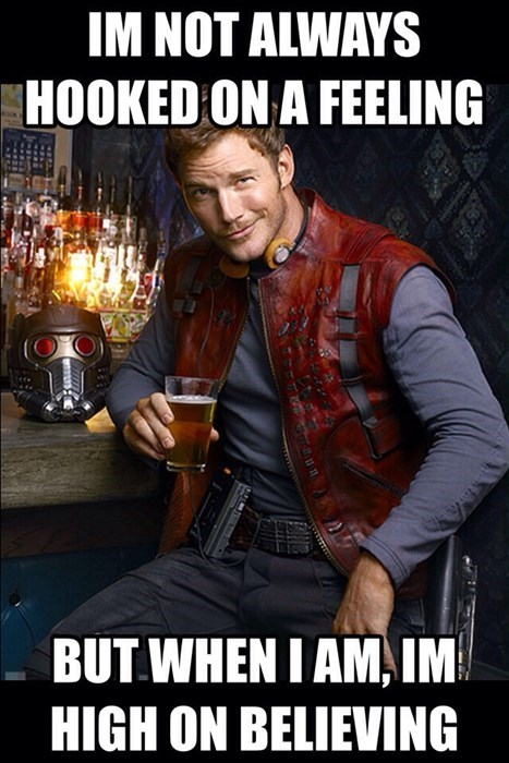 the most interesting man in the world,star-lord