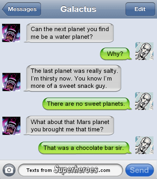 candy,galactus,silver surfer