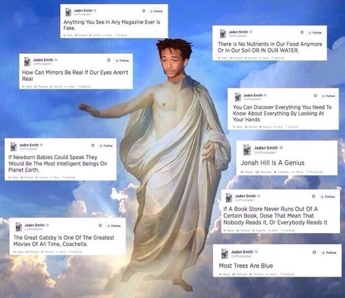 wisdom,twitter,jaden smith,failbook