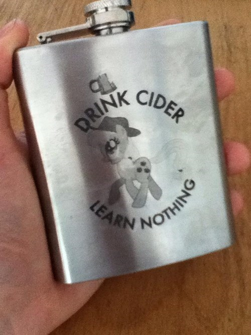 applejack cider flask - 8257066496