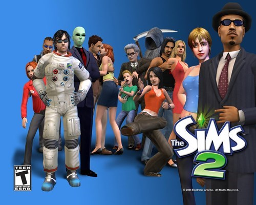 The Sims EA origin Video Game Coverage - 8257322752