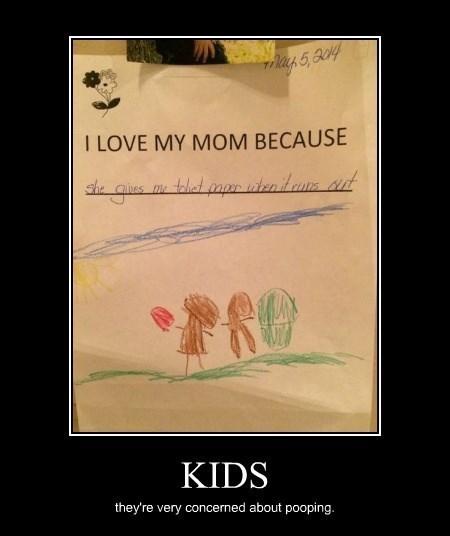 kids funny mom poop - 8257522176