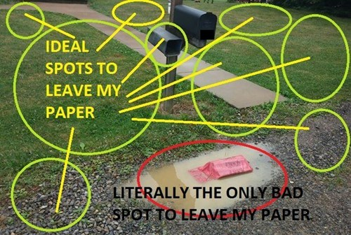 newspaper paper boy - 8257537792