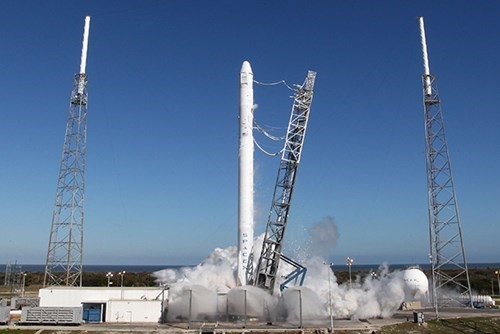 awesome science texas spacex Rocket Science - 8257566720