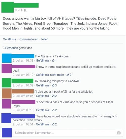 VHS nostalgia 90s failbook g rated - 8257631488