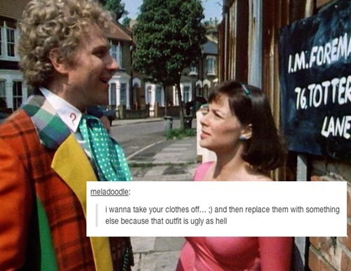 companion,classic who,6th doctor