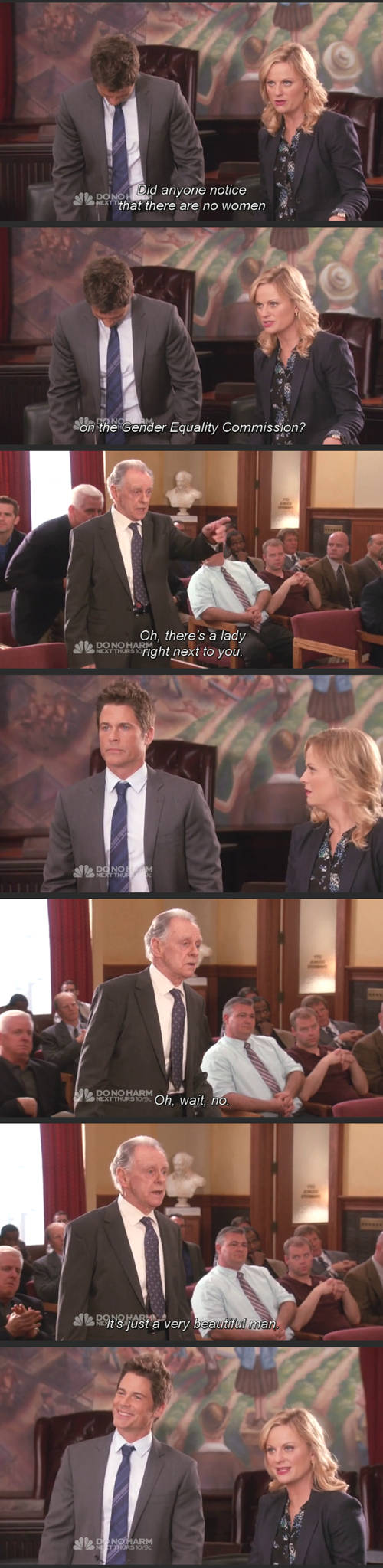 men,gender,parks and recreation