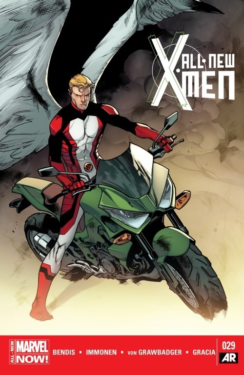 angel x men Straight off the Page - 8257798912