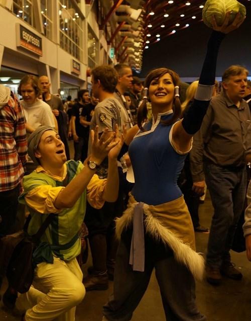 cosplay cartoons Avatar korra - 8258700800