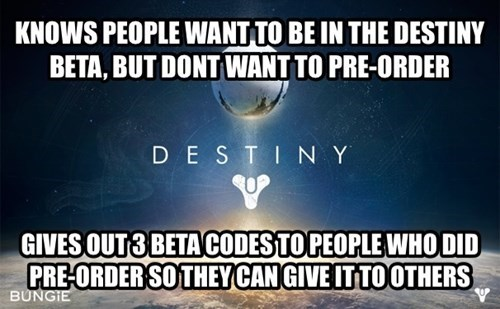 bungie beta destiny pre-order - 8258761984