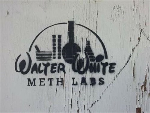walter white logo walt disney - 8258763520