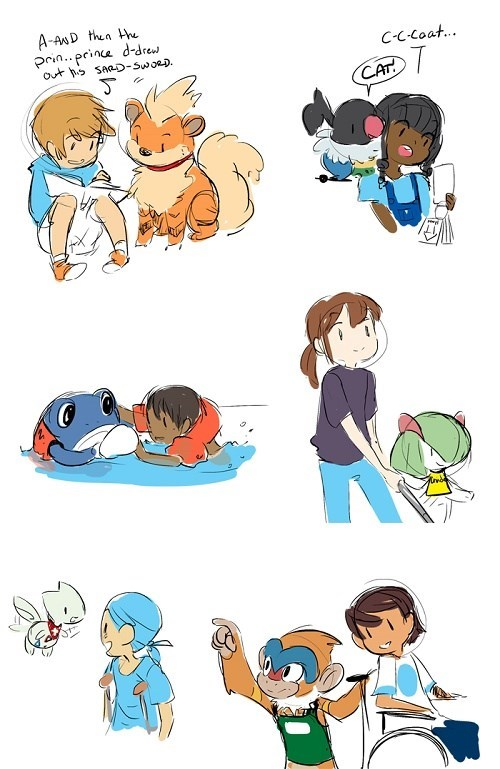 feels Pokémon if only this was real - 8258793216