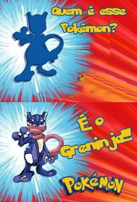 mewtwo Pokémon greninja - 8258795264