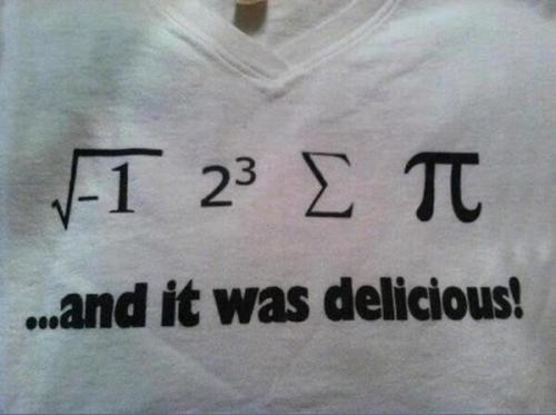 pi t shirts math funny g rated School of FAIL - 8259518976