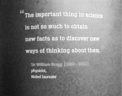 awesome quote science william bragg - 8259569920