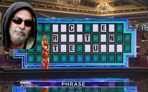 I'd Like to Solve the Puzzle!