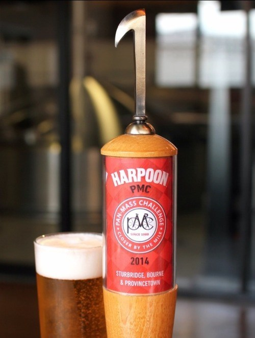 handle beer tap harpoon dangerous funny - 8259679744